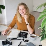 Stock photo shoot with Milou Kuper of Takealouk.nl