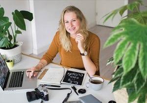 Stock photo shoot with Milou Kuper of Takealouk.nl