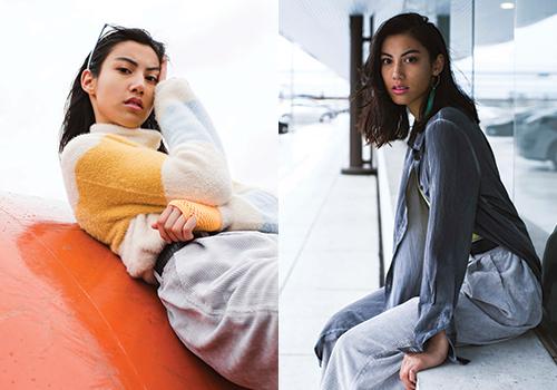 Fashion shoot op locatie voor brands met @Bunganoz