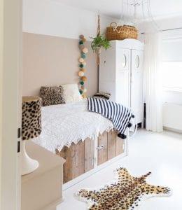 sfeer product fotografie shoot met Cotton ball lights bij het interieur van @noordenzoet