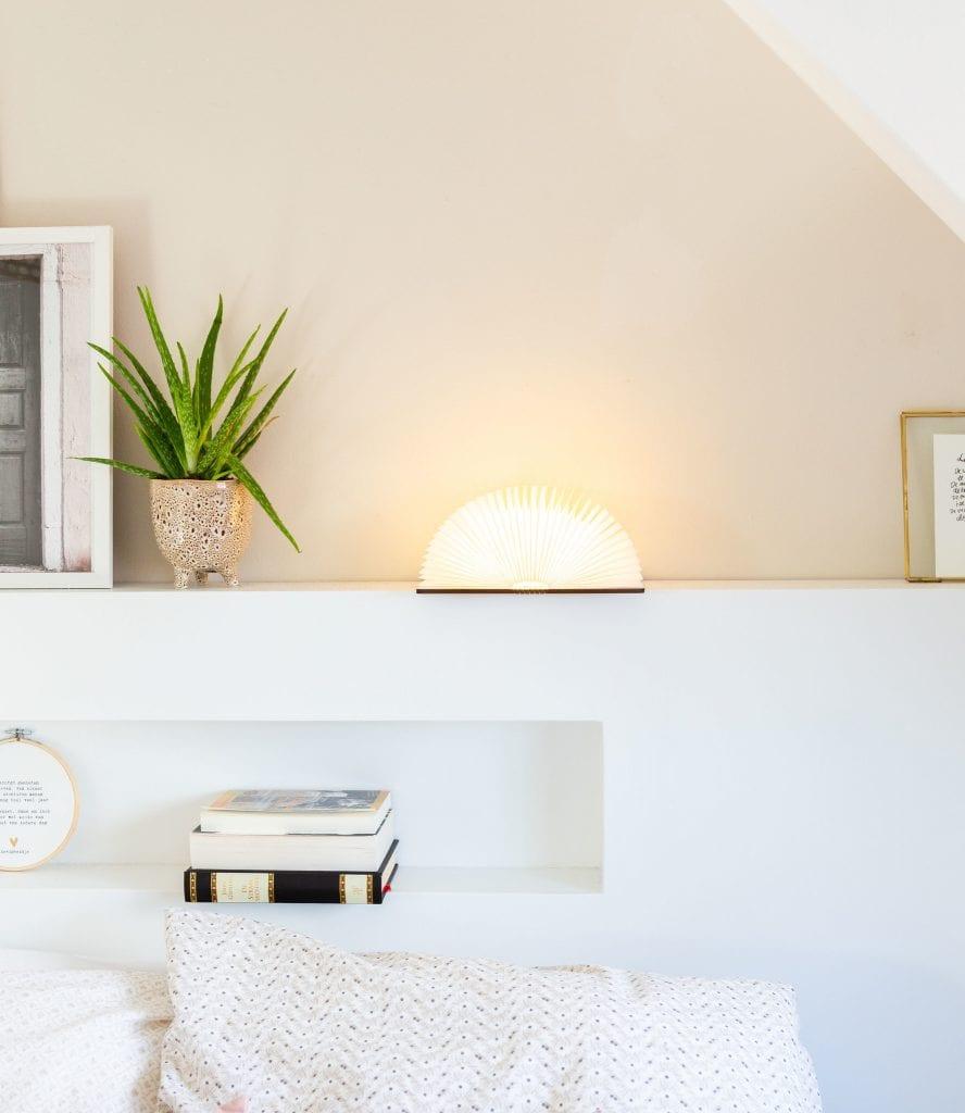 LEDR book lamp shoot at interior @noordenzoet