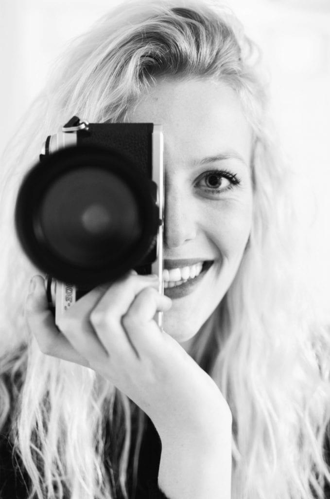 Portret Foto Vera IJzelenberg
