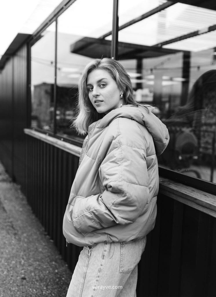 Urban Fotoshoot in Breda met Sanne de Laat