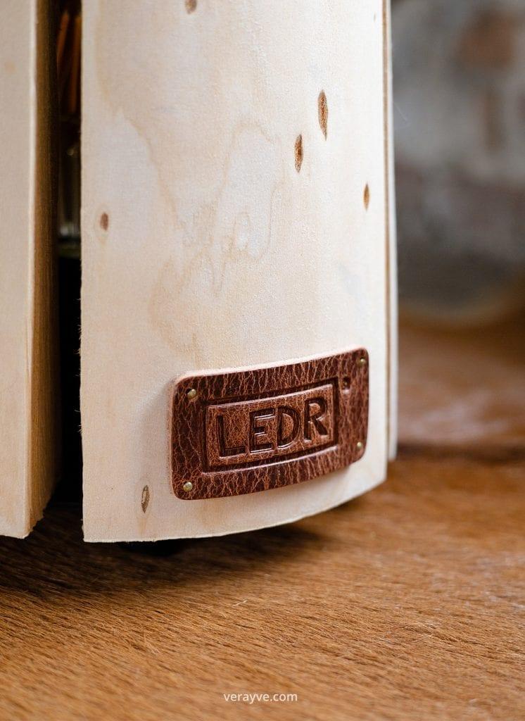 Industriële product foto en video shoot met LEDR