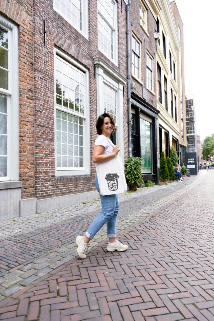 Personal branding shoot met Coach Yldou in Utrecht