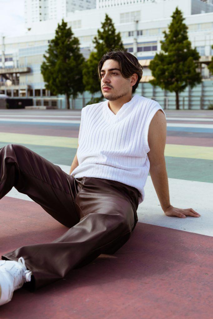 Creative Portrait shoot Vera Yve Fotografie